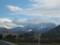 大山道路から見た大山