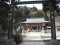 阿夫利神社下社2