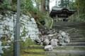大神山神社下