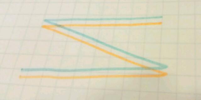 コクヨ 2色蛍光マーカー ビートルティップ・デュアルカラー5