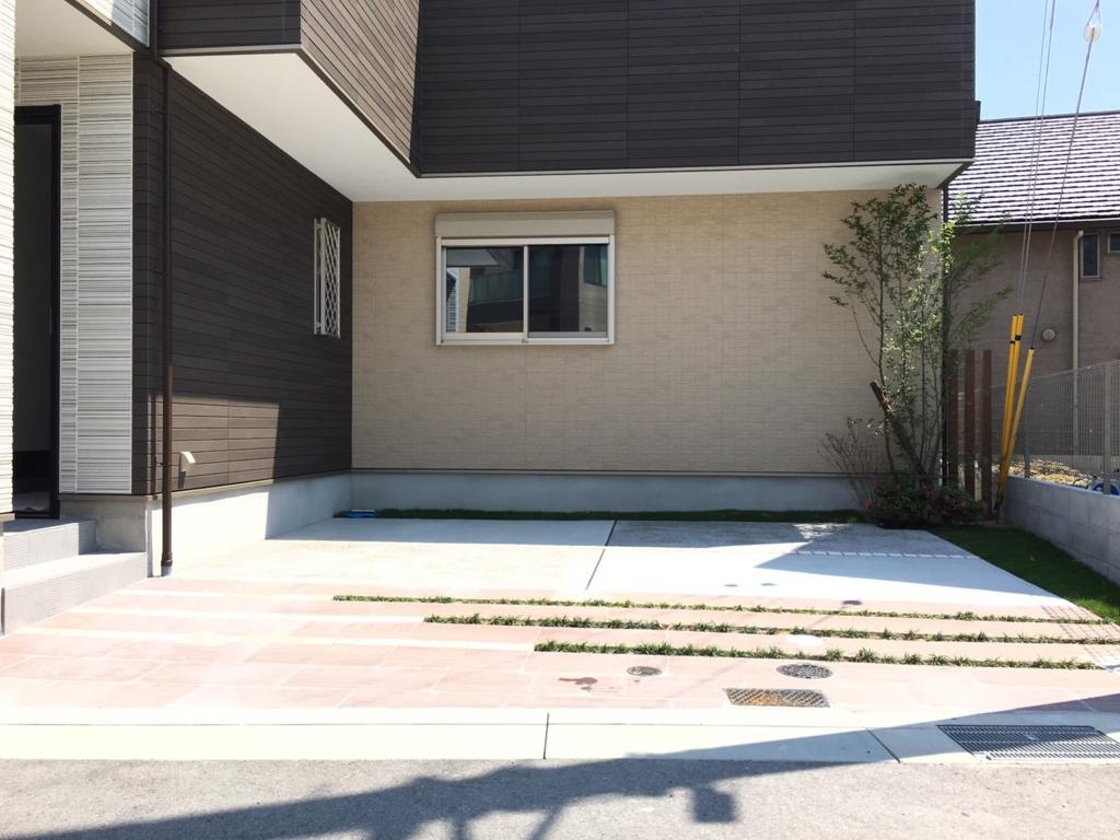 桜の杜1駐車スペース