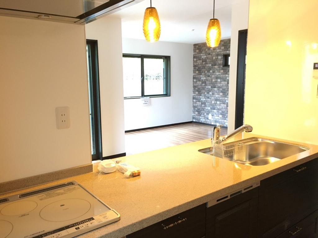 舞子台1丁目新築キッチン