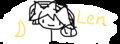 Len doodle