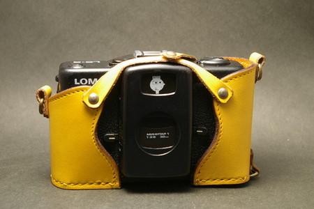 LOMO(ロモ) LC-A用ケース