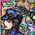 「オラオラ帽子が飛びそうだぜ」スタプラの気遣い。