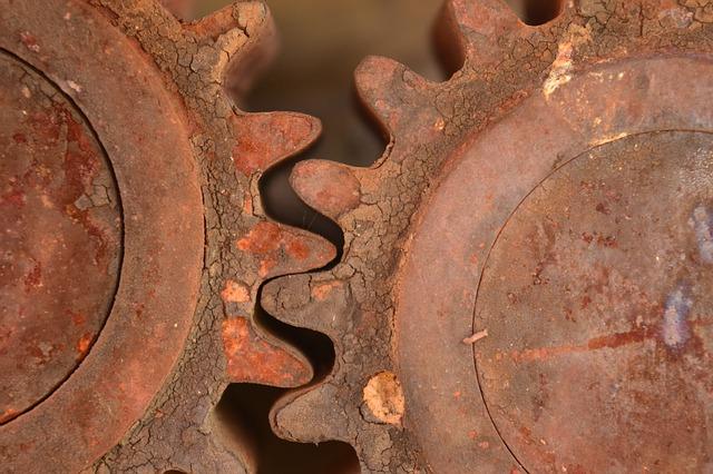 破壊された機械族のイメージ