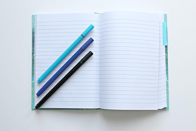 ノートを勉強垢に投稿する際は注意が必要だ。