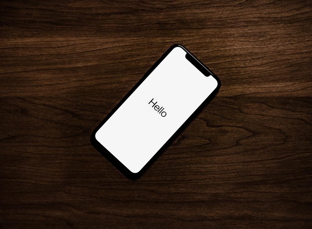 iPhoneを復元すると、元通りになった。