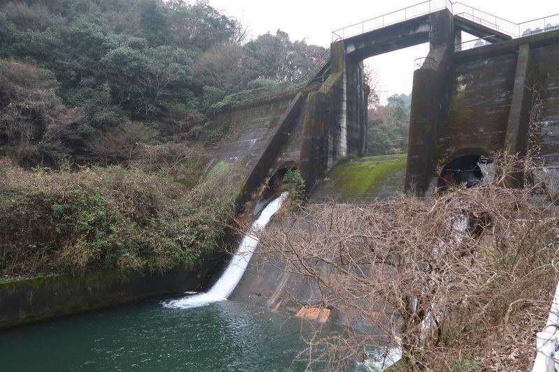 御庄川ダムゲート