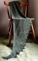 Spring creek shawl