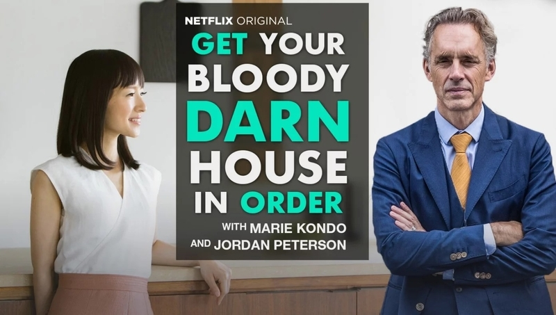Get Your Bloody Darn House In Order