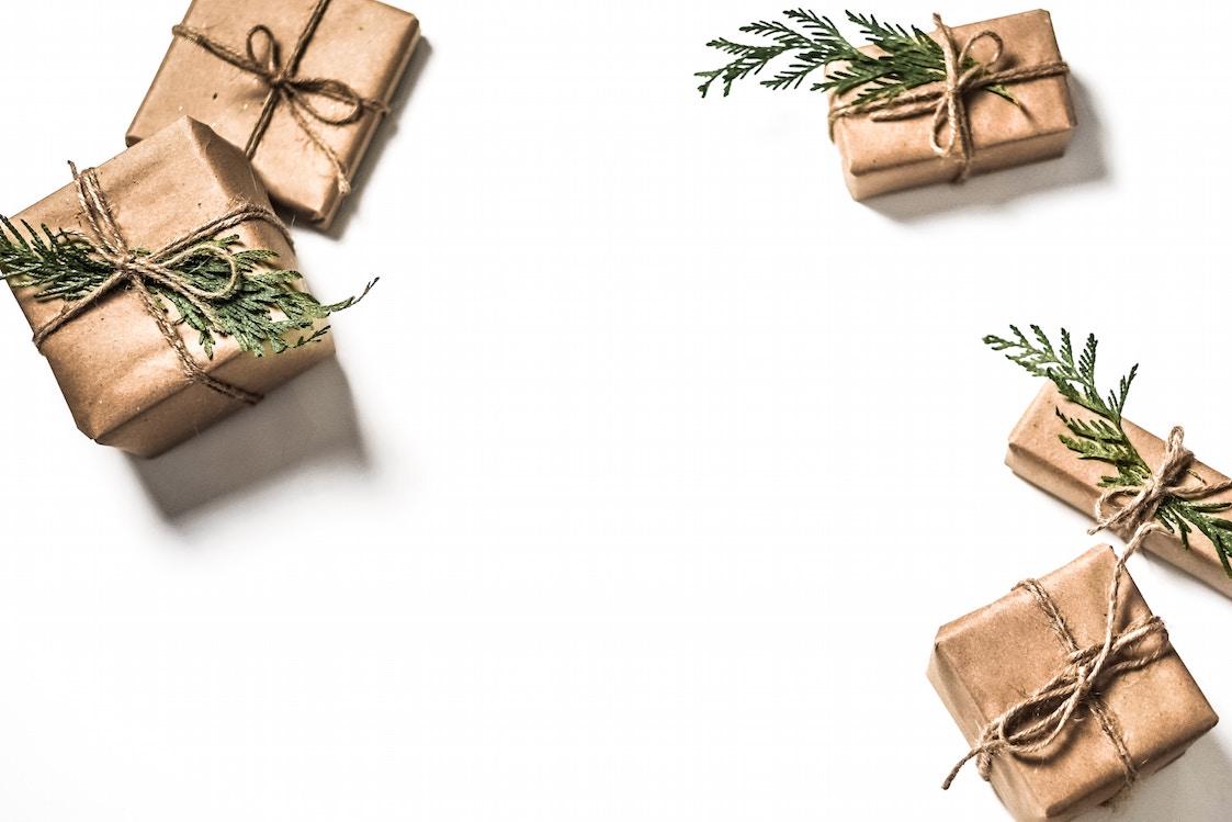 プレゼントはあげるだけで満足。
