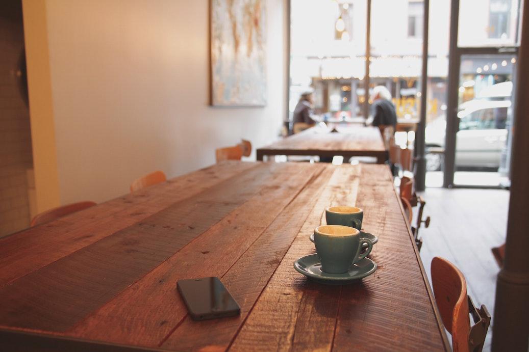 気軽にカフェにも行けないのは日常ではありません