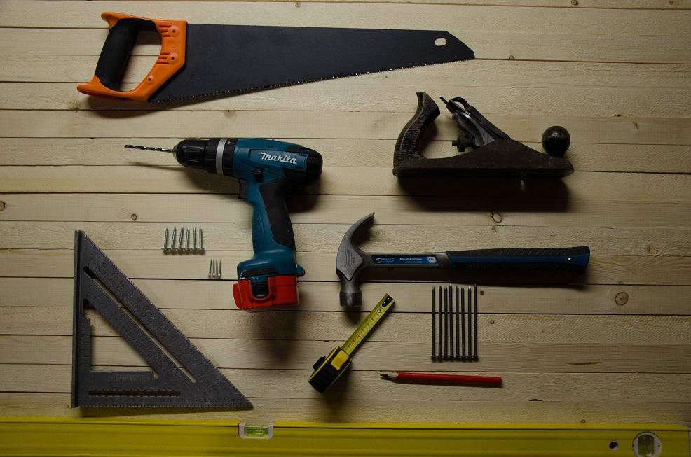 工具セットはちょっと憧れます