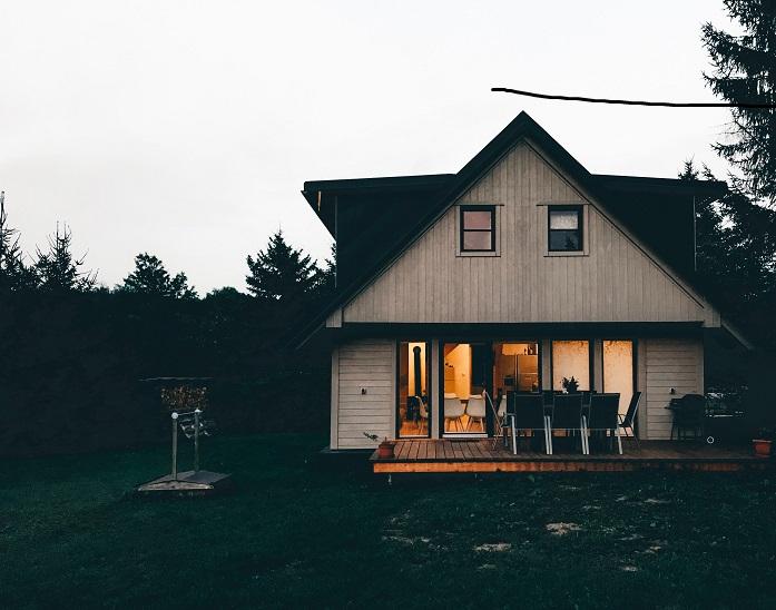 庭付き戸建ては憧れますが・・・