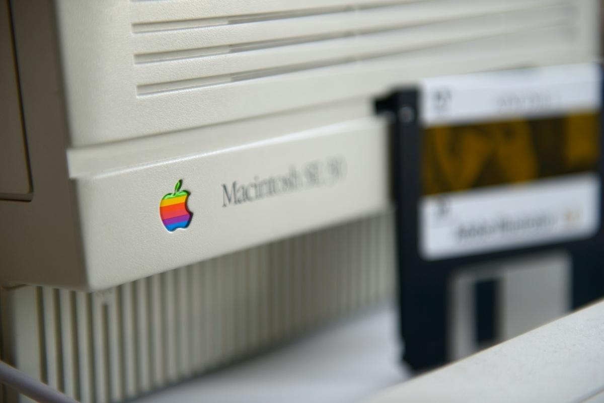 僕が中学で最初に触れたパソコンはこんなのです。