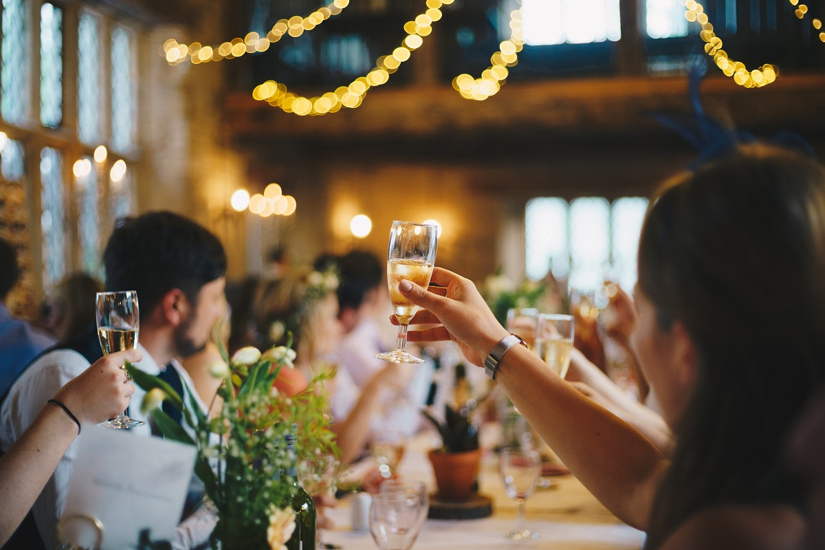 40歳になると同窓生の結婚式もなくなります。