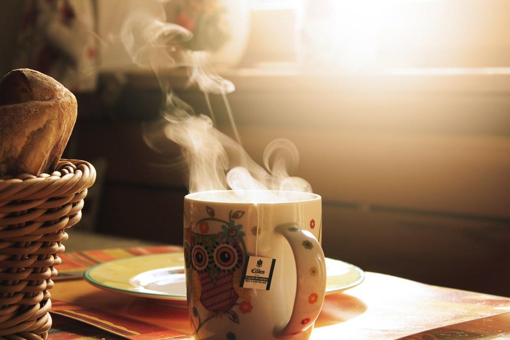 朝が最も集中できます。