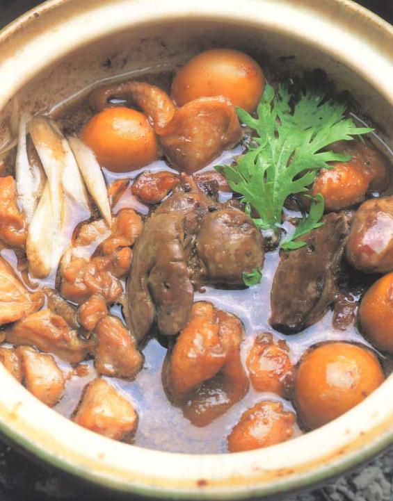 鬼平・軍鶏鍋