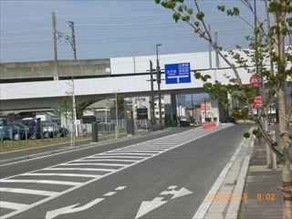 長町駅付近
