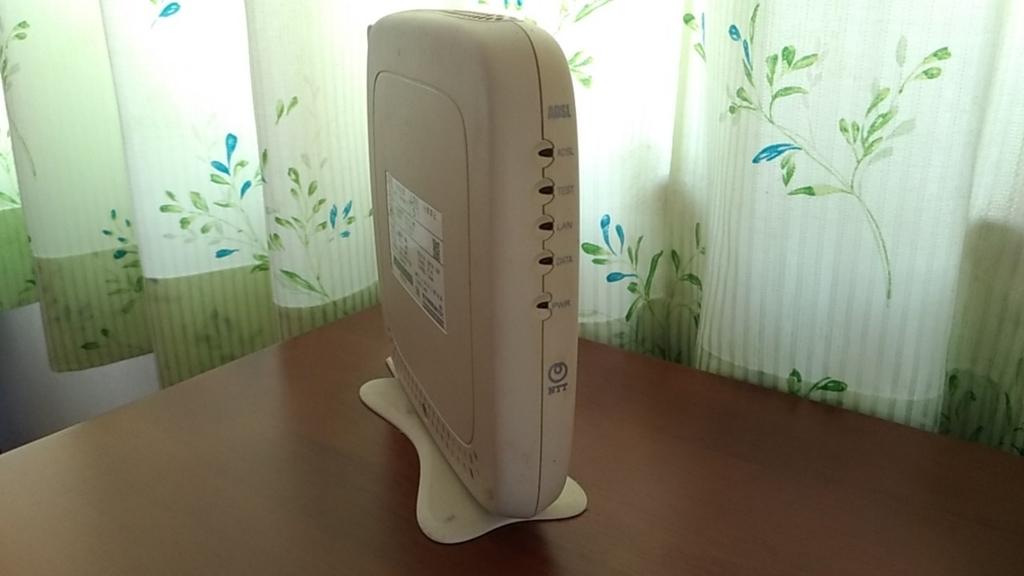 ADSLモデムMN2
