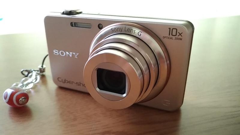 ソニーDSC-WX200