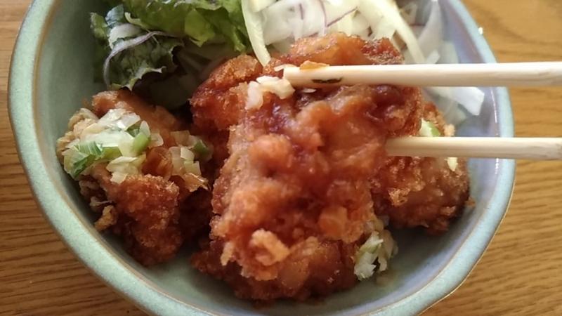 セブンイレブン弁当の油淋鶏