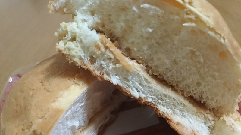 ちぎった酪王メロンパン