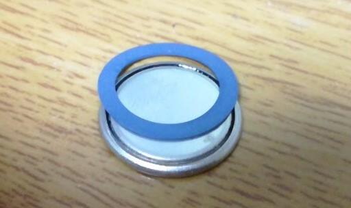 輪の形のシート