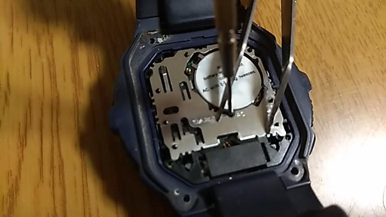 WV-M200のリセット操作