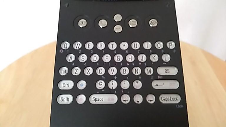 ハードウェアキーボード