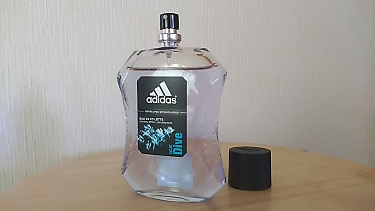 ICE_Diveの瓶