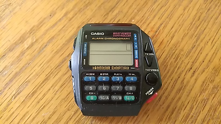 CMD-50の本体