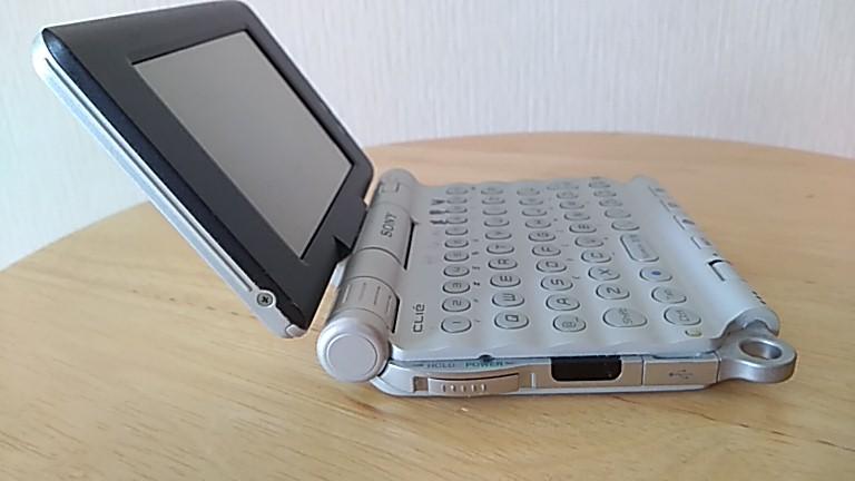 UX50の左側面