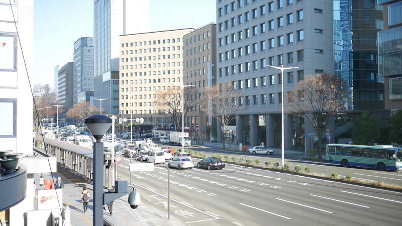 街撮り画像20mmF1.7