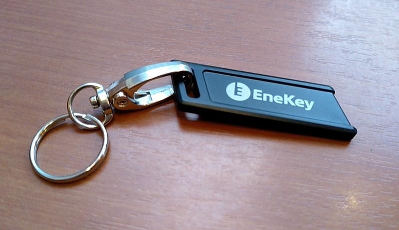 EnwKeyの表側