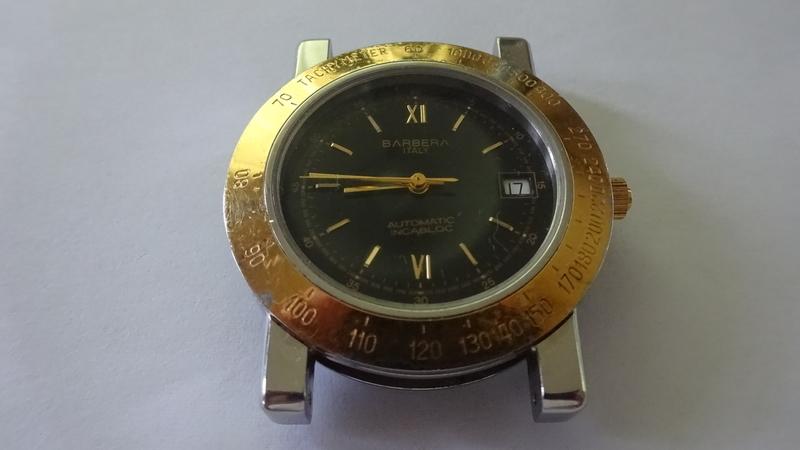 BABERAというブランドの時計