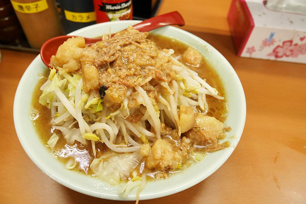 立川マシマシつけ麺