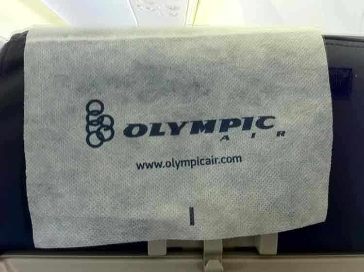 オリンピック航空