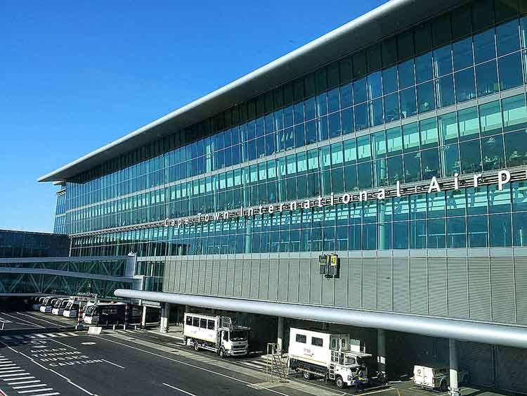 ケープタウン国際空港