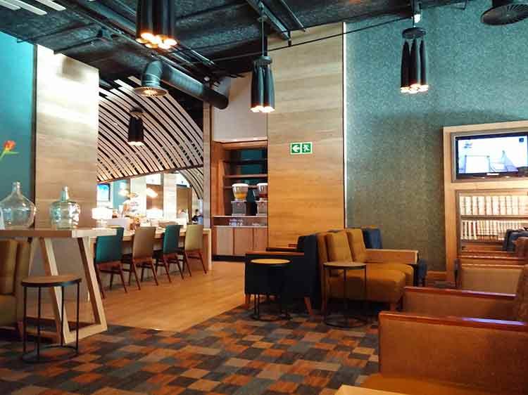 Bidvest Premier Premium Lounge
