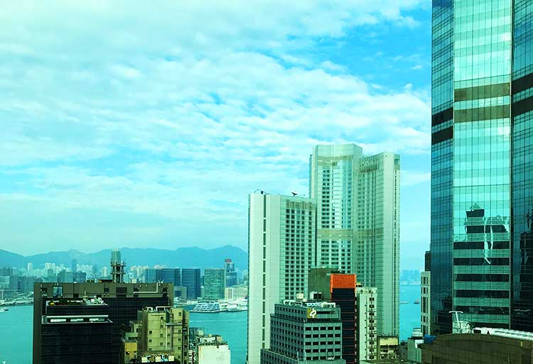 香港中環中心