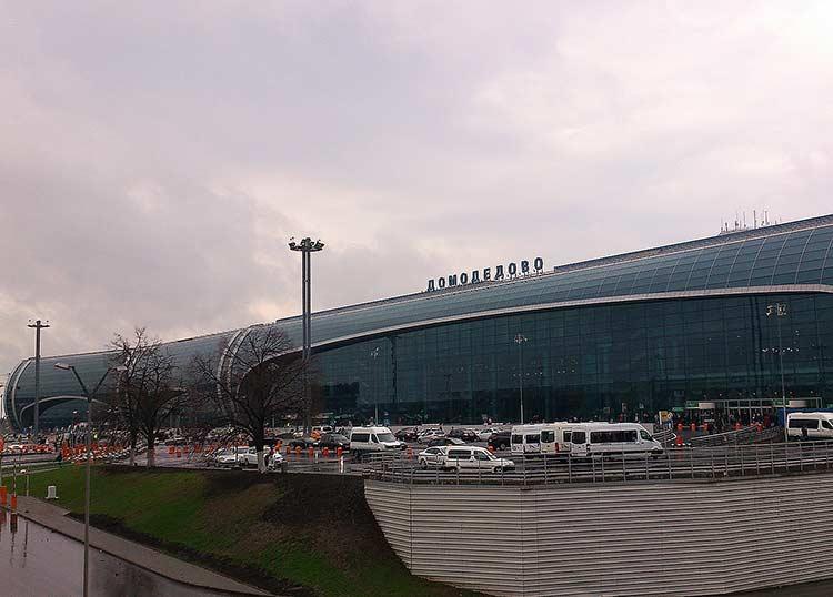 モスクワ空港(DME)