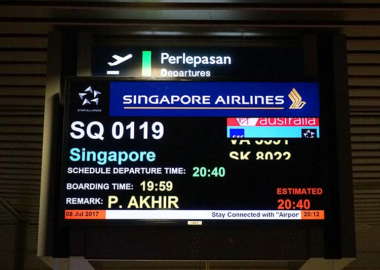 SQ119 A350-900