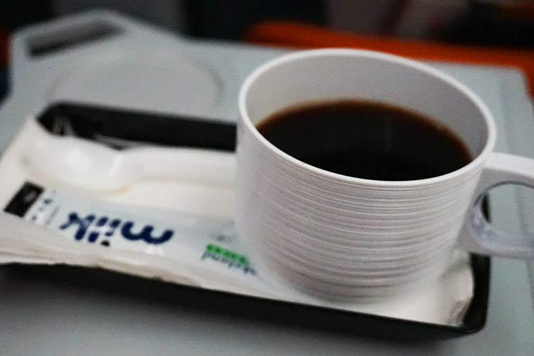 シンガポール航空 コーヒー
