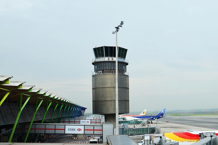 マドリード国際空港