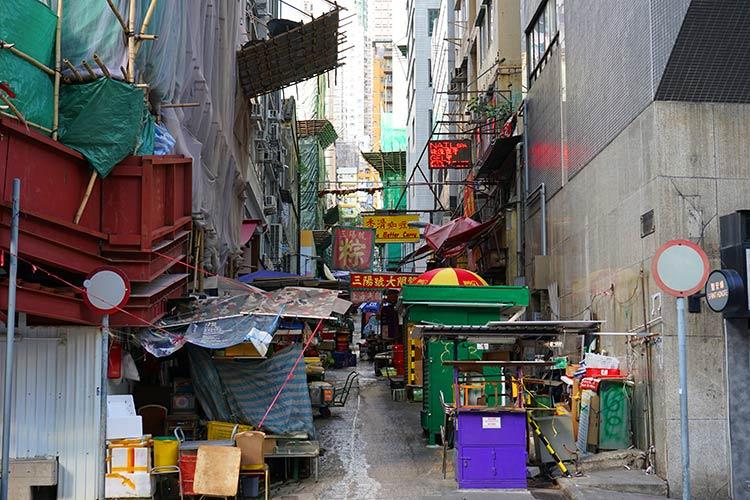 香港 セントラル