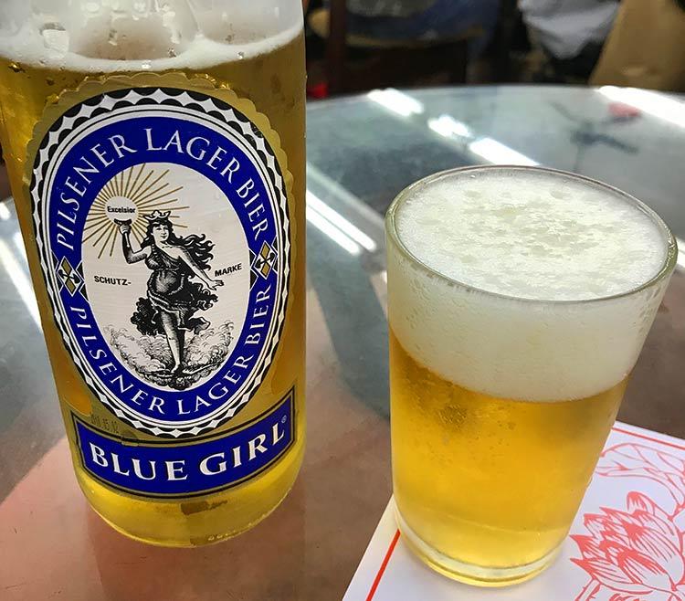 香港 ビール