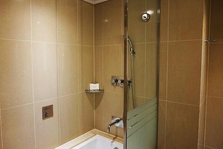 ロッテシティホテル金浦空港 バスルーム