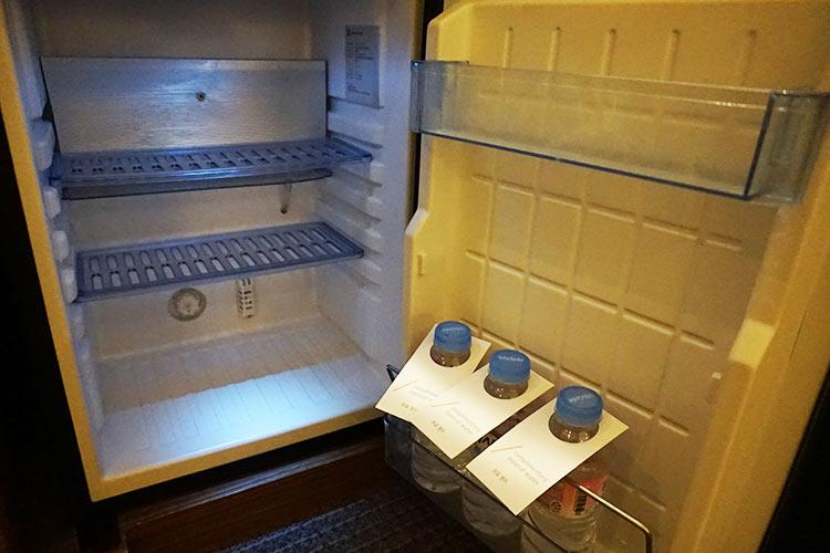 ロッテシティホテル金浦空港 冷蔵庫